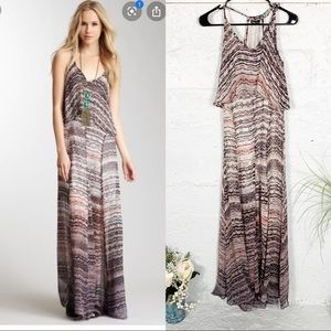 Gypsy 05 XS Silk Maxi Dress
